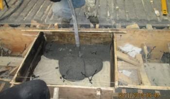 Installation Casting Castable (2)