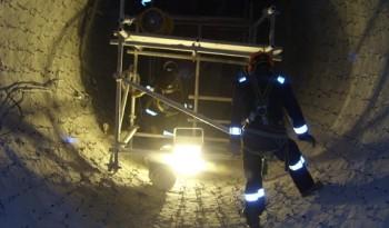 Installation Refractory Castable Gunning System D