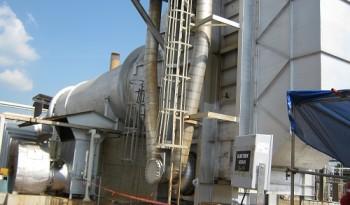 Installation Refractory Castable Gunning System E