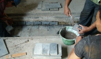 Installation Acid resistance Brick