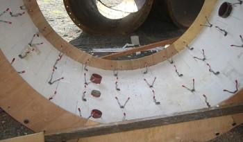 Installation Ramming Material C